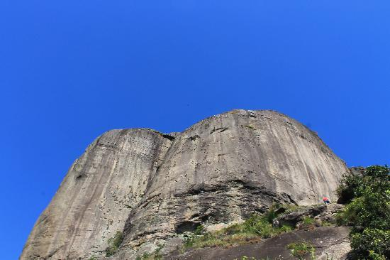 Pedra da Gávea: on the way to the top