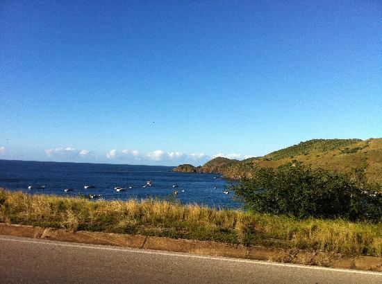 Hesperia Isla Margarita: Scenic route 1
