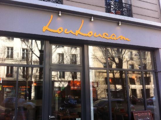 Louloucam paris canal saint martin restaurant avis - Canal saint martin restaurant ...