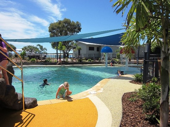 Caloundra Waterfront Holiday Park - Resort Pool