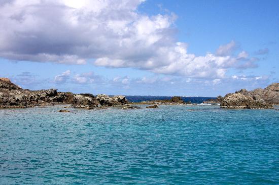 SeaSide Charter N.V.: Creole Rock site