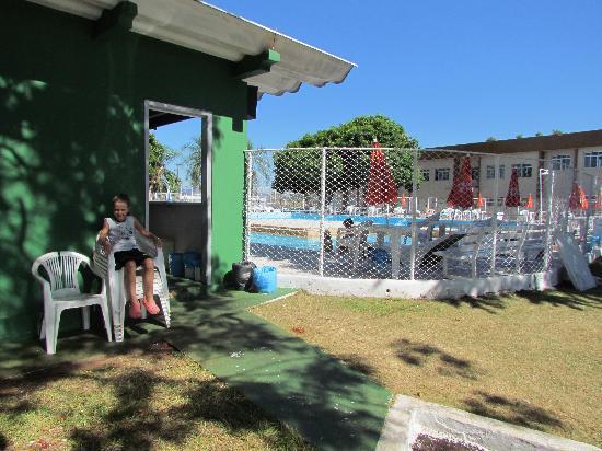 Dom Pedro I Palace Hotel: piscina