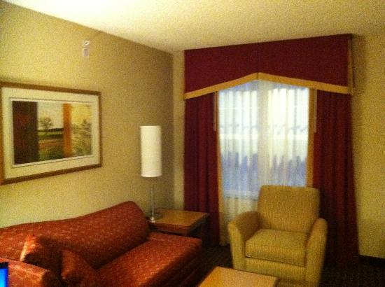 Residence Inn Bridgewater Branchburg: Living space
