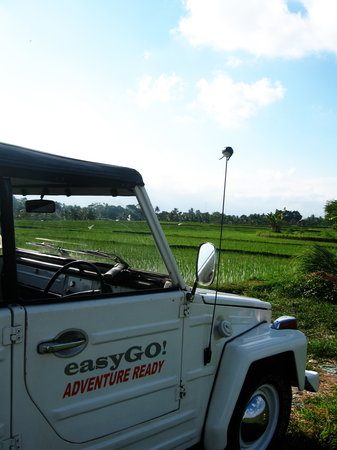 easyGO Classic Jeep Adventure Day Tour