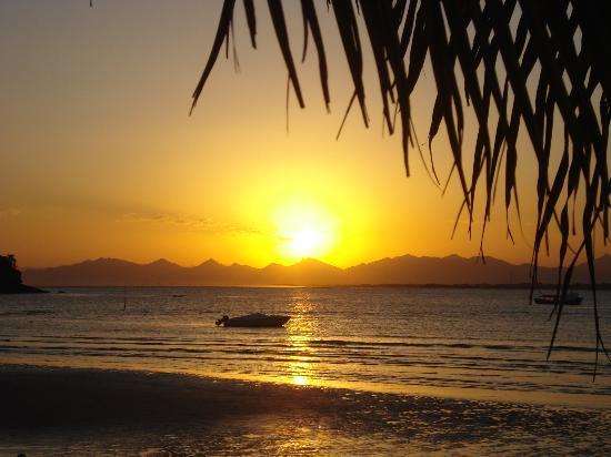 Ilha do Mel, PR: Pôr-do-Sol em Encantadas