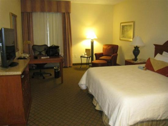 Hilton Garden Inn: View of Room # 132