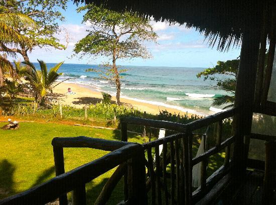 Cabarete Maravilla Eco Lodge & Beach: View from El Bohio