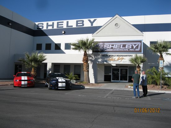 Shelby American, Inc. : Shelby American entrance