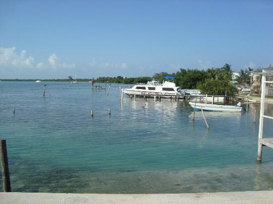 Caye Caulker, Belice: embarcaciones