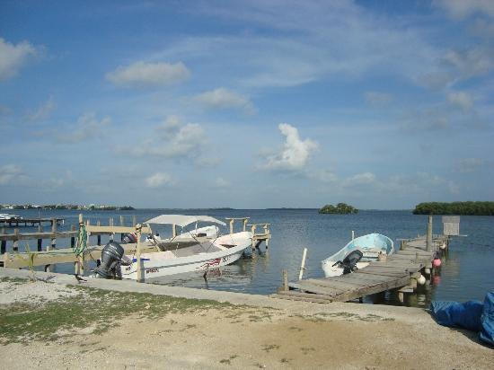 San Pedro, Belize: costanera ppal