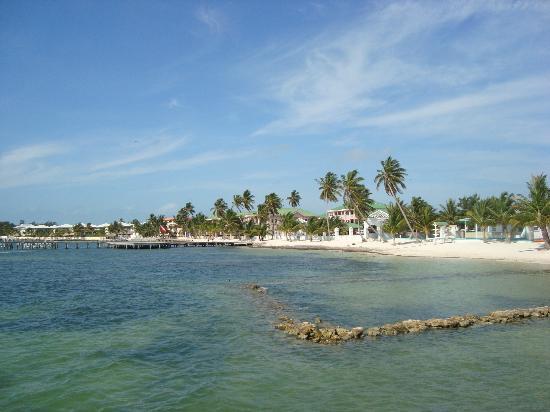 San Pedro, Belize: costa