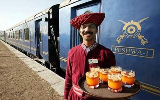 Deccan Odyssey: The Train