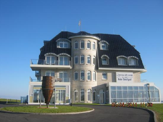 Upstalsboom Hotel Deichgraf: Vista del Deichgraf