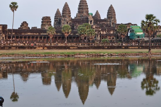 Angkor Guide Online Day Tours