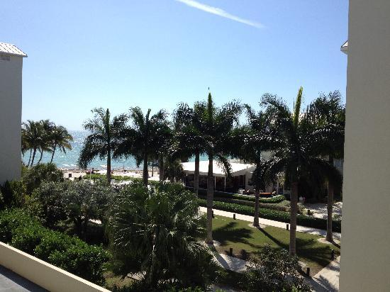 The Reach Key West, A Waldorf Astoria Resort: View from our room