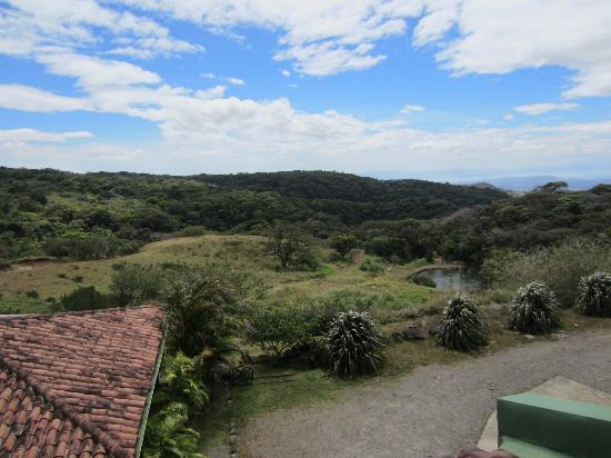 Hotel Montana Monteverde: View from our balcony