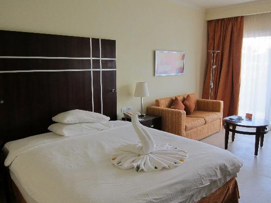 Hilton Sharks Bay Resort: Zimmer