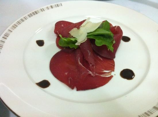 La Scala Fine Italian Boutique Restaurant : Fine food