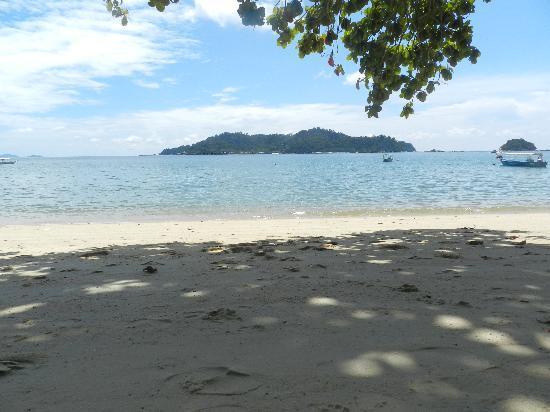 ปุเตรี บายู บีช รีสอร์ท: Морееее