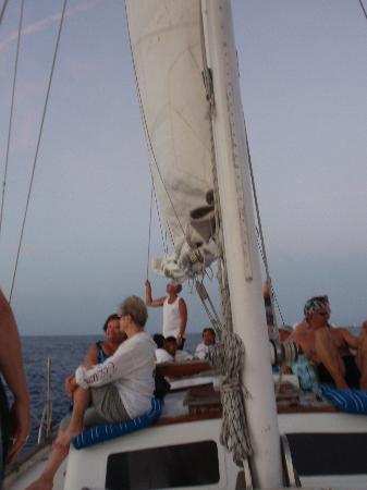 Cozumel Boat Trips : Beautiful Sunset