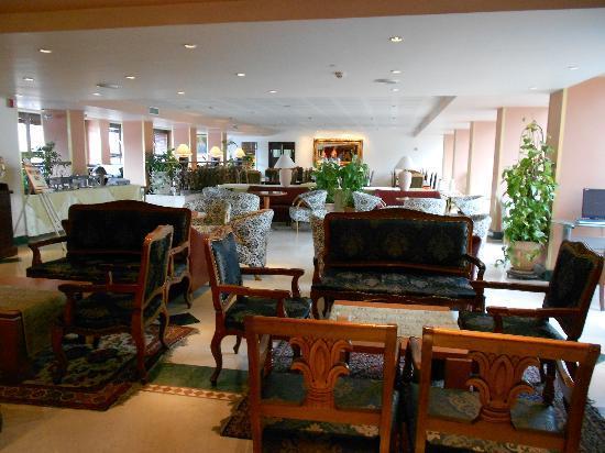 Jerusalem Gold Hotel: Hotel Lobby