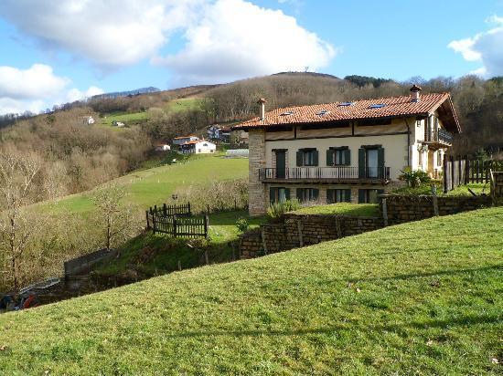 Apt. Rural Ator Etxea : La casa