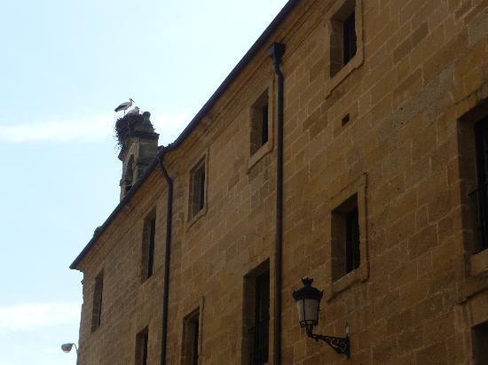 Hotel Los Agustinos: fachada del hotel