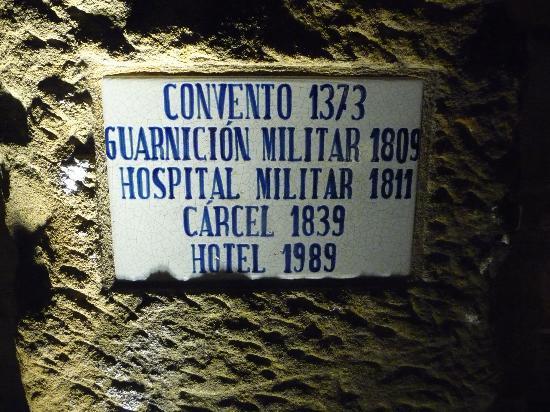 Hotel Los Agustinos: hotel con historia
