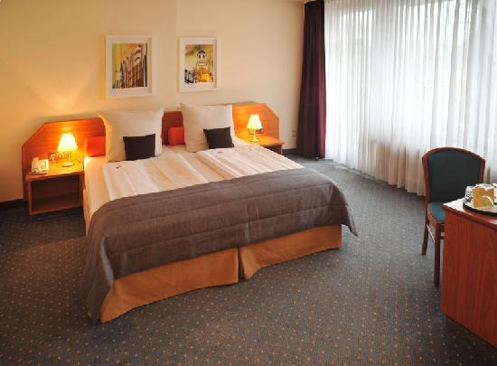 Servatius Hotel : Doppelzimmer