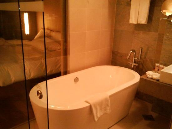 Pullman Ambassador Changwon City 7: Bath Tab