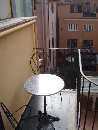 Condotti Palace: Terrace
