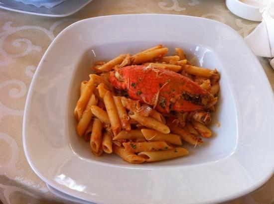 Next Paradise Boutique Resort : Delicious food!