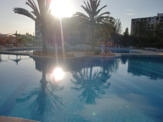 Club Cala Romani: Lovely sunset