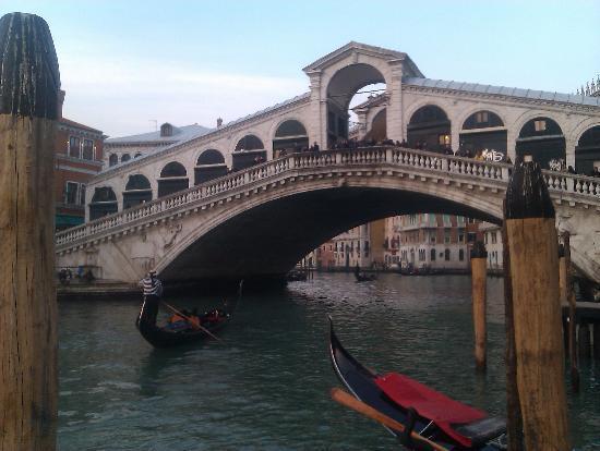 Hotel Antico Mulino : proche de venise (20min de train!)