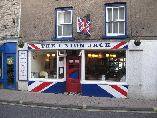 The Union Jack: From the street