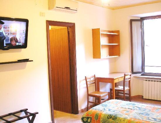 Residence Signa: Bilocale comfort