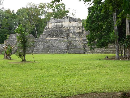 Macaw Bank Jungle Lodge: Caracol