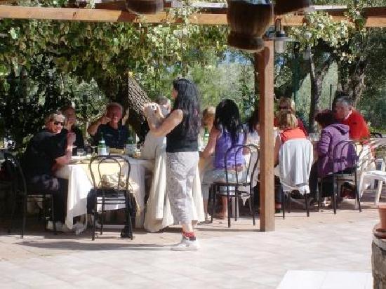 Park Hotel Cilento: in compagnia si mangia e si beve