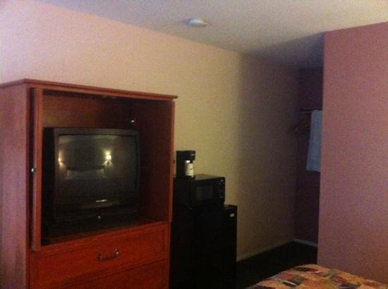 Microtel Inn & Suites by Wyndham Leesburg/Mt Dora: tv