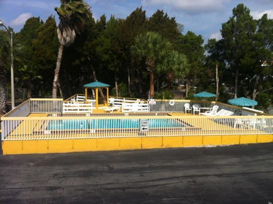 Microtel Inn & Suites by Wyndham Leesburg/Mt Dora: pool