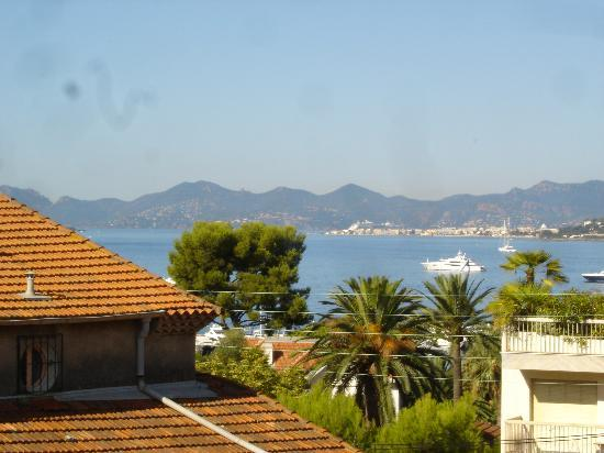 La Villa Cap d'Antibes : view from our balcony3