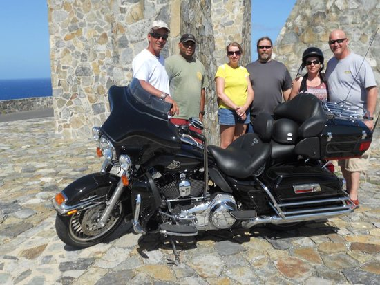 St. Croix Iron Horse Tours: At Point Udall