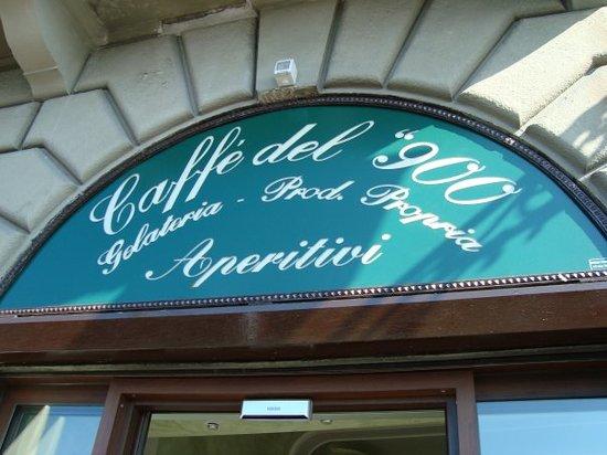 Caffe 'Del 900: ingresso
