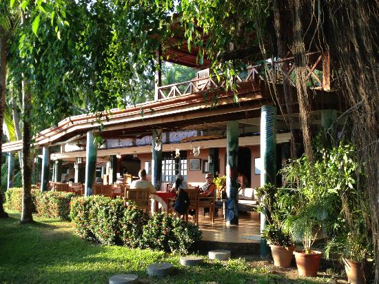 Costa Paraiso: restaurant