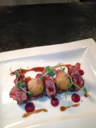 Gallery Restaurant: beef