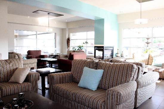 Quality Inn Mont Laurier: Lobby