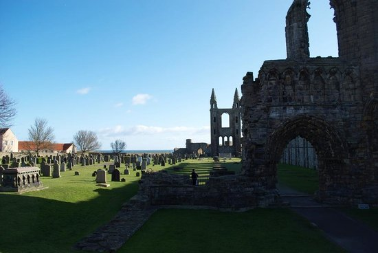 Hoppity House: St Andrews Cathedral