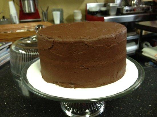 Nick's Kitchen: great chocolate cake