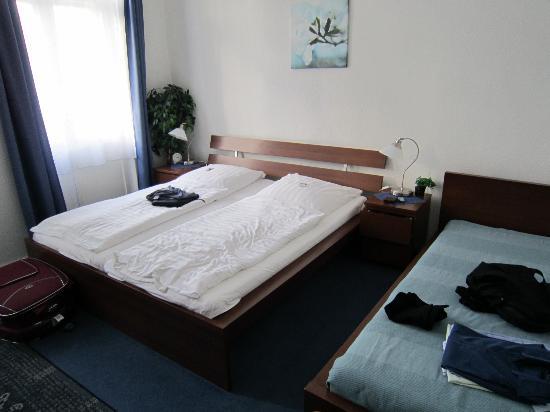 Hotel-Pension Bregenz: room number 7