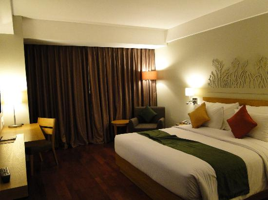 Mercure Bali Harvestland Kuta: Room interior